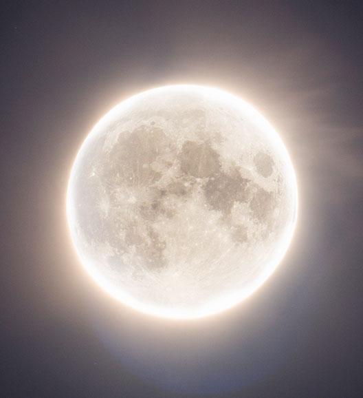 Full Moon Astrophotography
